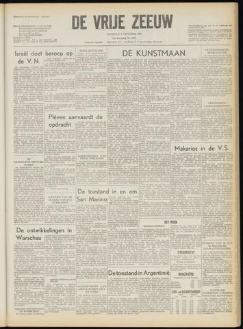 de Vrije Zeeuw 1957-10-08
