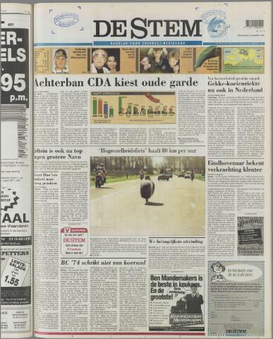 de Stem 1997-03-22