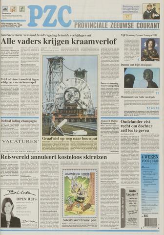 Provinciale Zeeuwse Courant 1999-02-26