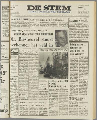 de Stem 1972-07-29