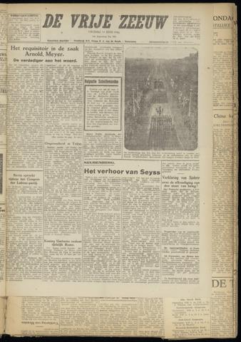 de Vrije Zeeuw 1946-06-14