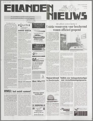 Eilanden-nieuws. Christelijk streekblad op gereformeerde grondslag 2004-09-03