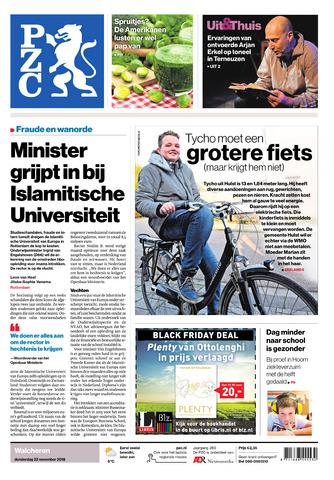 Provinciale Zeeuwse Courant 2018-11-22