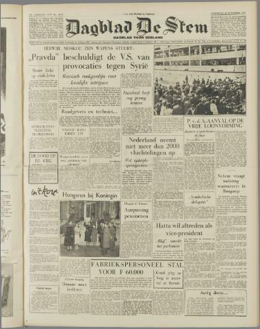 de Stem 1956-11-28