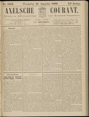 Axelsche Courant 1899-08-23