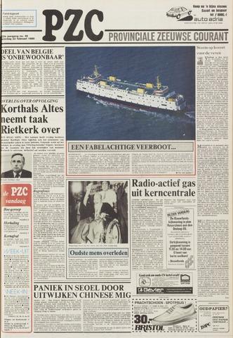 Provinciale Zeeuwse Courant 1986-02-22