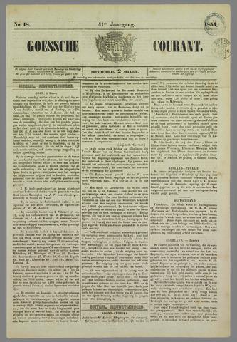 Goessche Courant 1854-03-02