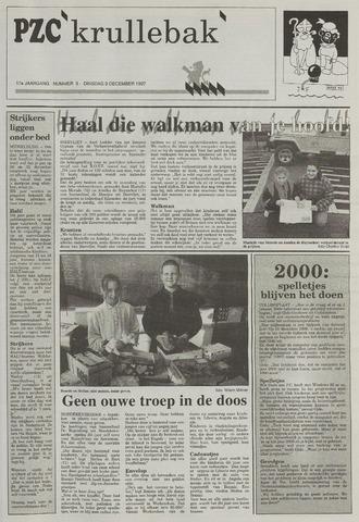 Provinciale Zeeuwse Courant katern Krullenbak (1981-1999) 1997-12-09