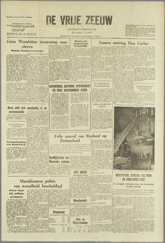 de Vrije Zeeuw 1964-02-13
