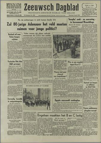 Zeeuwsch Dagblad 1956-04-30