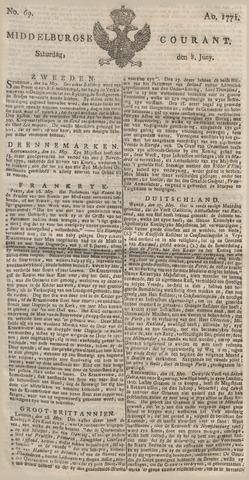 Middelburgsche Courant 1771-06-08
