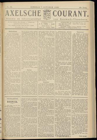 Axelsche Courant 1930-10-07