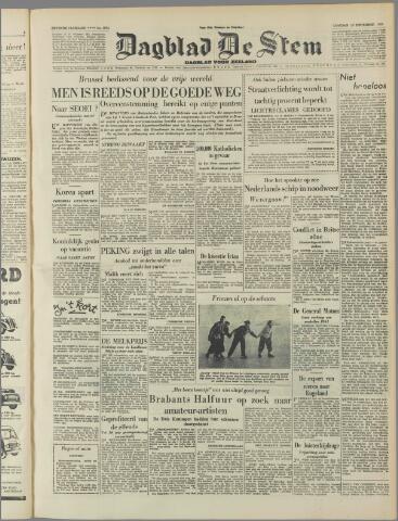 de Stem 1950-12-19
