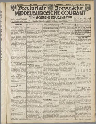 Middelburgsche Courant 1933-11-21