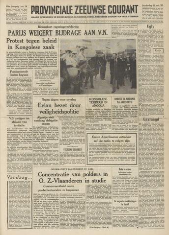 Provinciale Zeeuwse Courant 1961-03-30