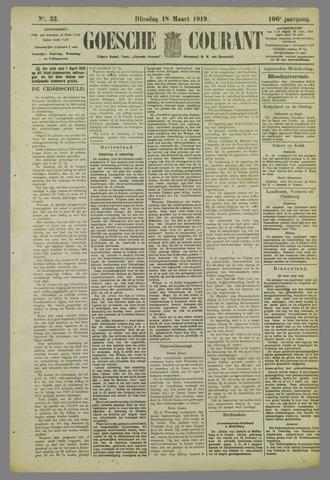 Goessche Courant 1919-03-18