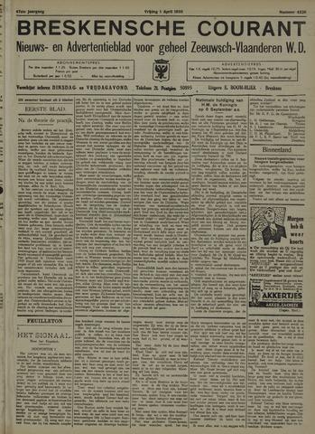 Breskensche Courant 1938-04-01
