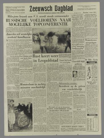 Zeeuwsch Dagblad 1959-01-07