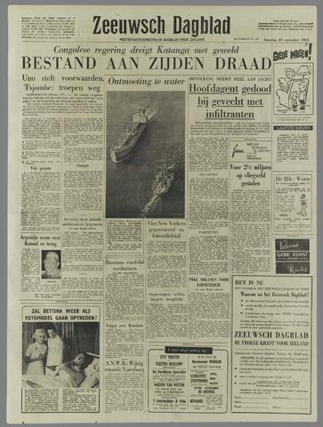 Zeeuwsch Dagblad 1961-09-23