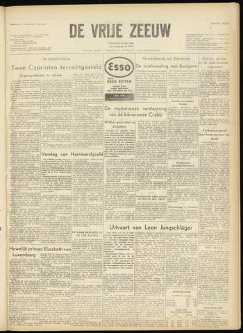 de Vrije Zeeuw 1956-05-11