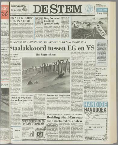 de Stem 1985-08-06