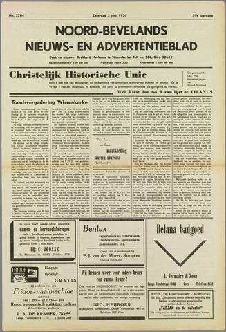 Noord-Bevelands Nieuws- en advertentieblad 1956-06-02