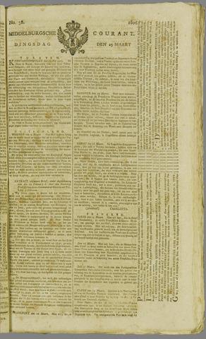 Middelburgsche Courant 1806-03-25