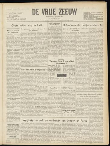 de Vrije Zeeuw 1954-10-27