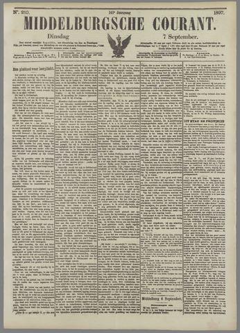 Middelburgsche Courant 1897-09-07