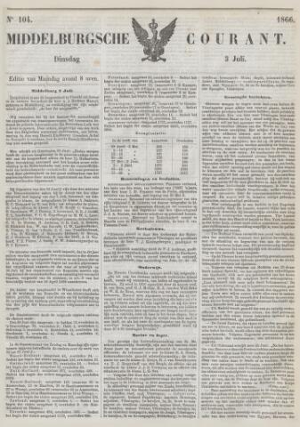 Middelburgsche Courant 1866-07-03