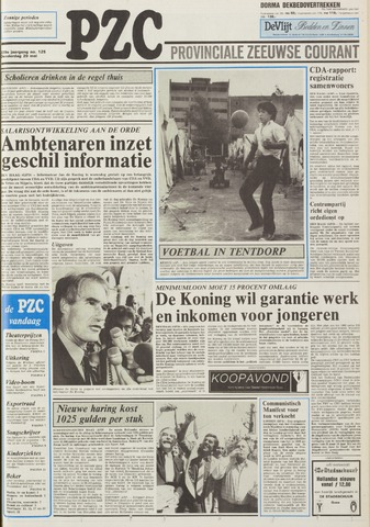 Provinciale Zeeuwse Courant 1986-05-29