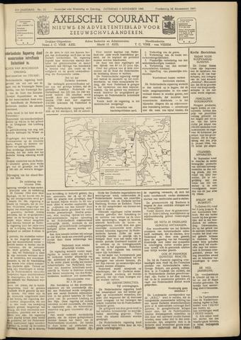 Axelsche Courant 1946-11-09