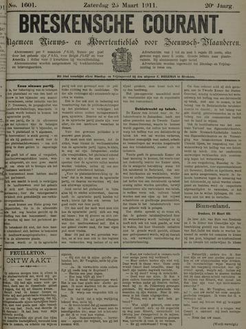 Breskensche Courant 1911-03-25