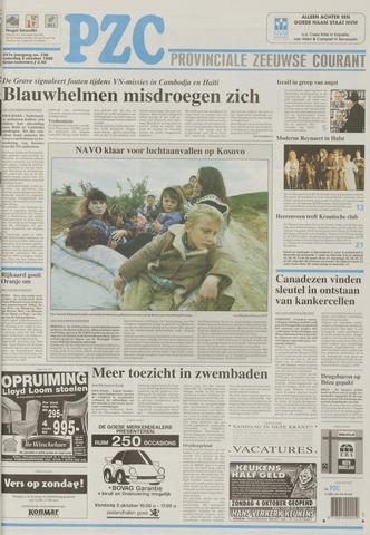 Provinciale Zeeuwse Courant 1998-10-03