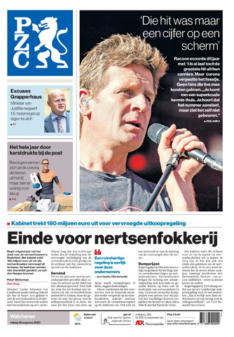 Provinciale Zeeuwse Courant 2020-08-28