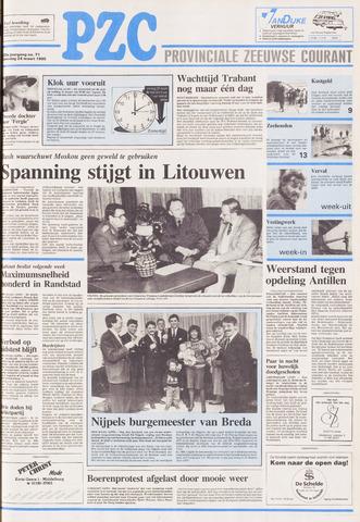 Provinciale Zeeuwse Courant 1990-03-24