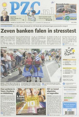 Provinciale Zeeuwse Courant 2010-07-24
