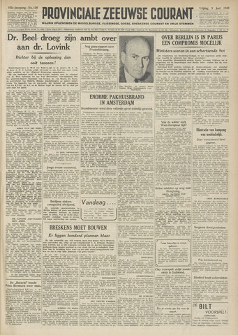Provinciale Zeeuwse Courant 1949-06-03