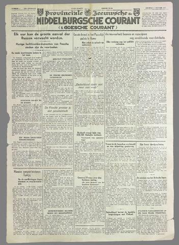 Middelburgsche Courant 1940