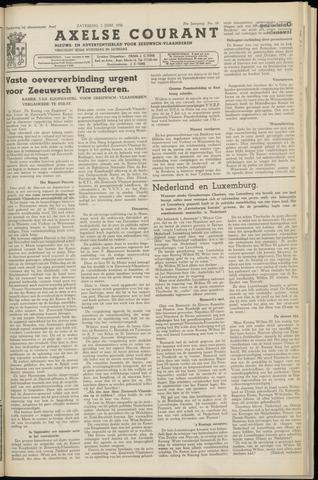 Axelsche Courant 1956-06-02