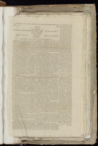 Middelburgsche Courant 1800-09-23