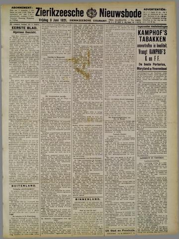 Zierikzeesche Nieuwsbode 1921-06-03