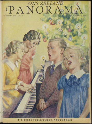 Ons Zeeland / Zeeuwsche editie 1937-12-23