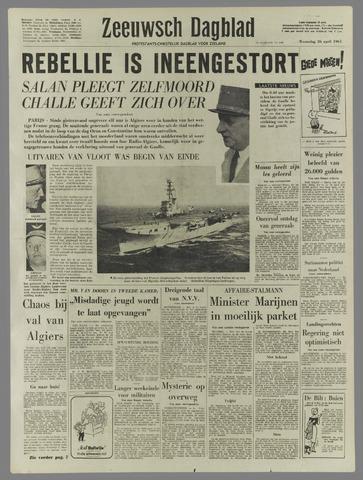 Zeeuwsch Dagblad 1961-04-26