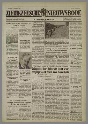 Zierikzeesche Nieuwsbode 1954-09-04