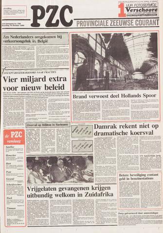 Provinciale Zeeuwse Courant 1989-10-16
