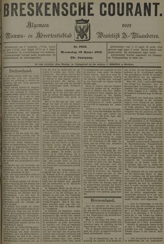 Breskensche Courant 1913-03-19
