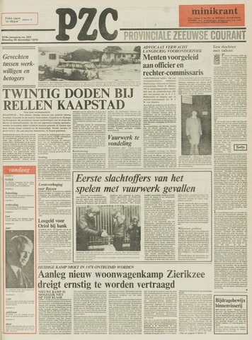 Provinciale Zeeuwse Courant 1976-12-28