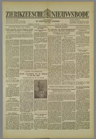 Zierikzeesche Nieuwsbode 1952-04-03