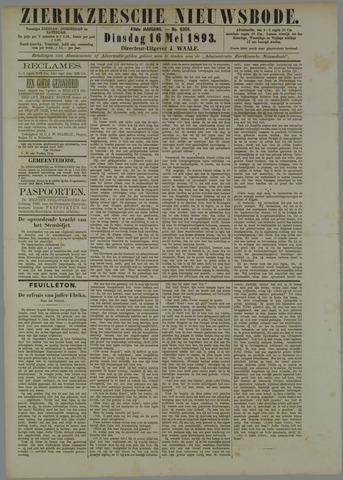 Zierikzeesche Nieuwsbode 1893-05-16